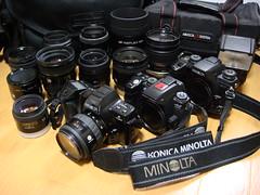 α-System (Minolta/KonicaMinolta/Sony)