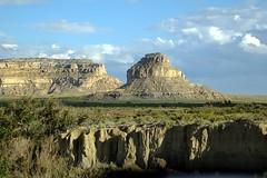 Fajada Butte (fangars) Tags: newmexico southwest gimp linux soutwest chacocanyon southwesternunitedstates americansouthwest digikam theamericansouthwest opensourcesoftware fajadabutte fangars