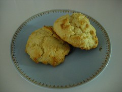 Saturday scones...
