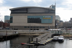 Boston - TD Banknorth Garden (wallyg) Tags: hockey basketball boston river massachusetts charlesriver arena bruins bostonbruins bostongarden fleetcenter celtics bostonist thegarden beanpot tdbanknorthgarden bostonceltics shawmutcenter