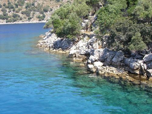 Island off Fethiye