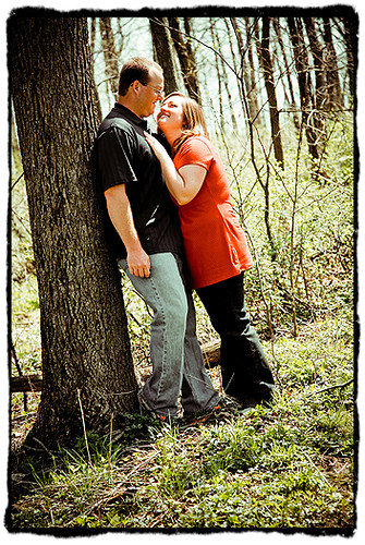 Outdoor country Engagement Session