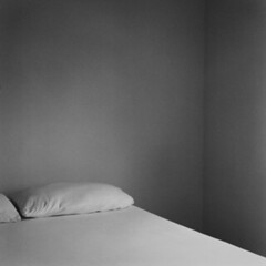Bed (olla podrida) Tags: bed empty