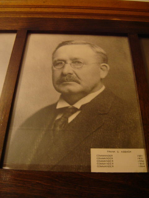 Great-Grandpa Frank Asbach.