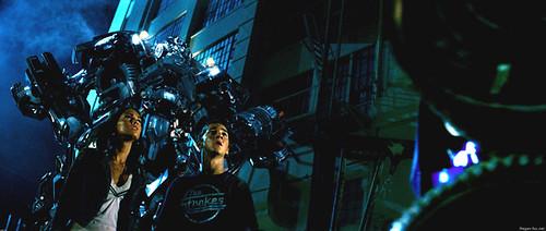 Transformers pelicula Ironhide