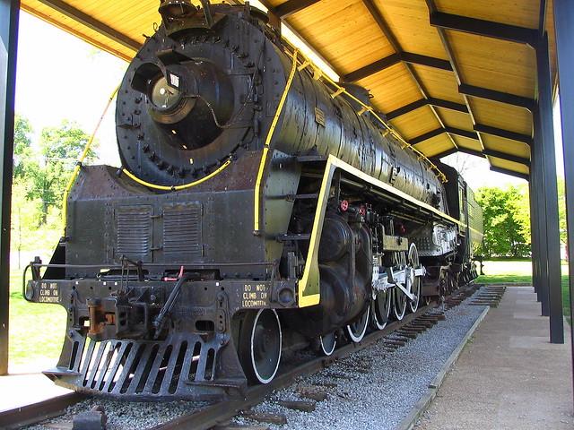 NCStL Locomotive