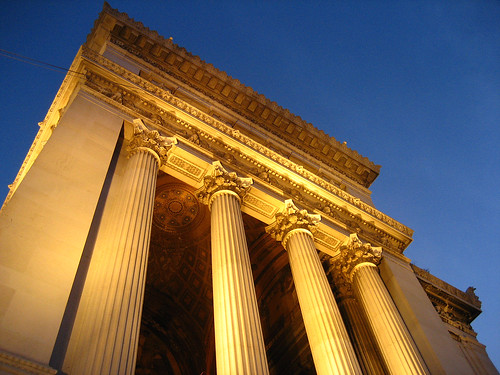 colonnato ~ columns | il Vittoriano