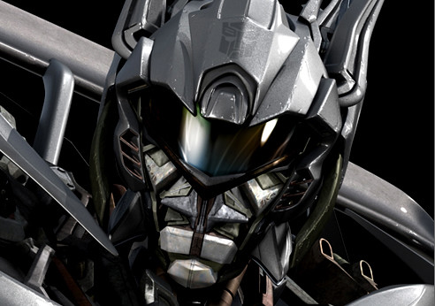 Transformers pelicula Jazz