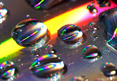 Racing Drops (h.andras_xms) Tags: light macro water rainbow highresolution waterdrop close quality drop canon5d dslr supermacro sigma105 supershot handras impressedbeauty thisimageisallrightsreservedifyoustealitkarmawillarrivetocollectcod wwwxmshu httpxmshu