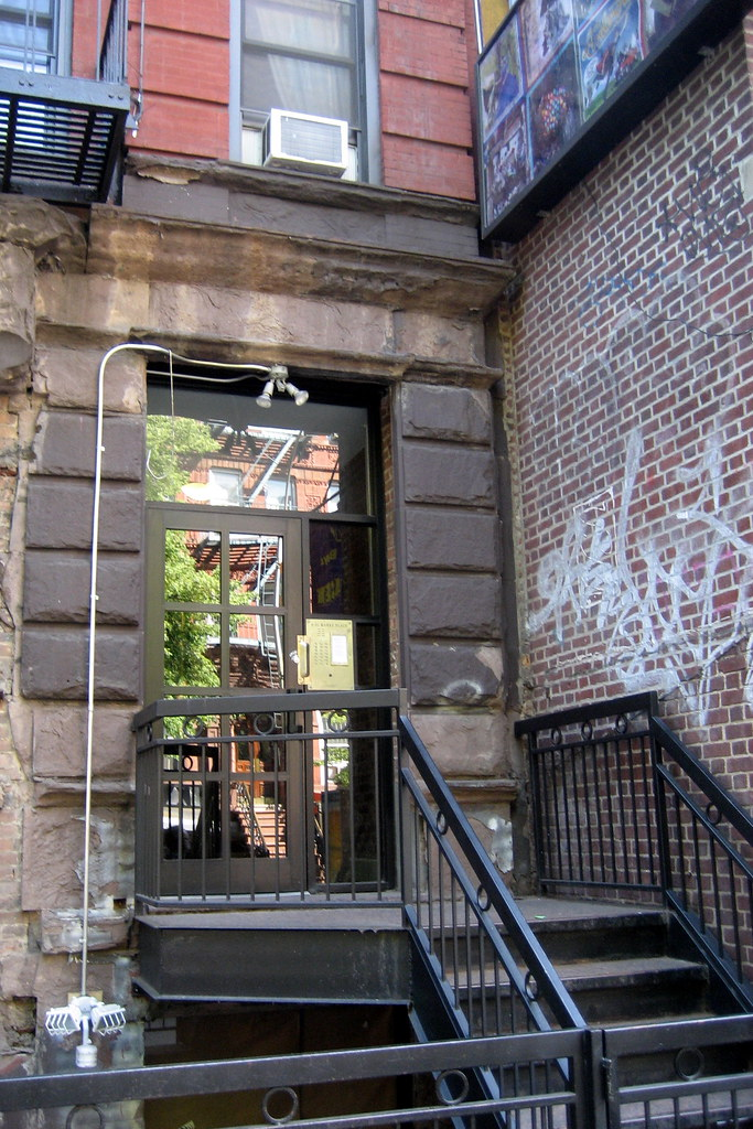 NYC - East Village: 8 St. Mark's Place