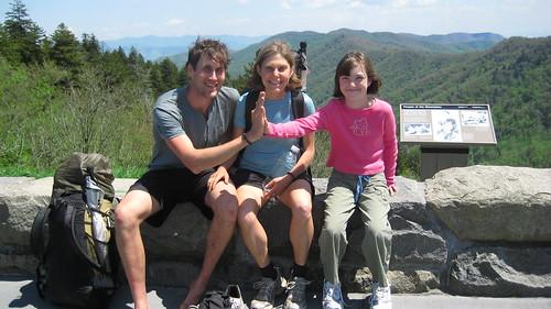 Ben, Lauren and Zealand