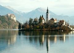 Church on Lake Bled (Stanley Zimny) Tags: church island religion balkans 35 smrgsbord slovania lakebled naturesfinest blueribbonwinner supershot 5photosaday 35faves 25faves abigfave anawesomeshot top20travel simplyyourbest worldtrekker