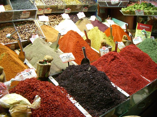 The Egyptian Spice Market