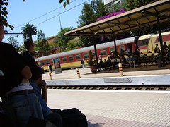 Morocco Train Guide