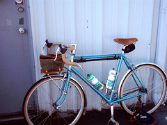 Rivendell Bleriot (cyclofiend) Tags: bicycle pencam bleriot rivendell rbwweekend3