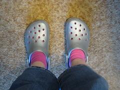 Me and My Crocs