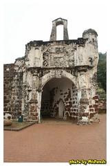 聖保羅山教堂遺址