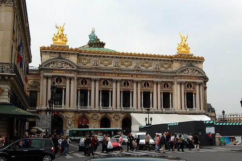Paris Opéra (Palais Garnier)