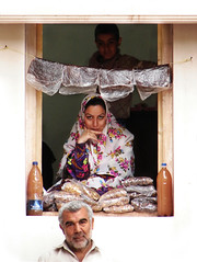 Generations Hierarchy (Hamed Saber) Tags: boy portrait mist man window girl geotagged persian flickr meetup iran been1of100 persia fosters saber gathering gloom iranian races  abyaneh ages hamed flickrmeetup farsi  flickrites  flickies          iranianculture upcoming:event=184626 lpwindows2