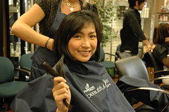 Pantene Beautiful Lengths WLB-TV NBC Mississippi Cutting Event