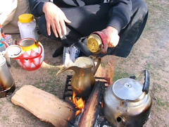 Traditional Arabic coffee (Fahad.m) Tags: sahara coffee desert tea traditional arabic safari arab saudi arabia arabian coffe riyadh  cofe         summan