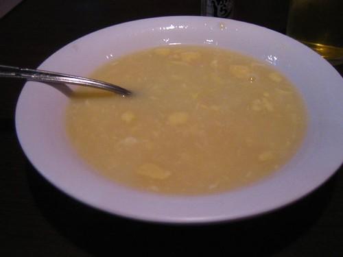 5.16晚餐-玉米濃湯