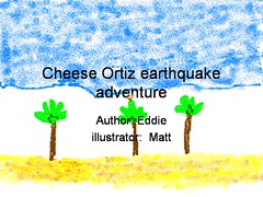 Cheese Ortiz earthquake adventure