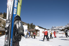 Val Gardena (14 March 2007) (terrapungent) Tags: italy ski europe valgardena