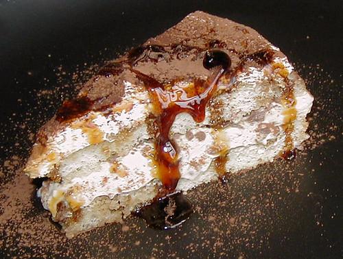Caramel Tiramisu