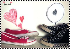 Heart language  (Faten M.M) Tags: love hearts heart converse language