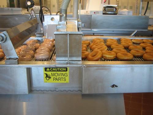 Doughnut Theatre - Krispy Kreme @ Ponce, ATL