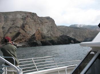 Santa Cruz Island Arch Rock
