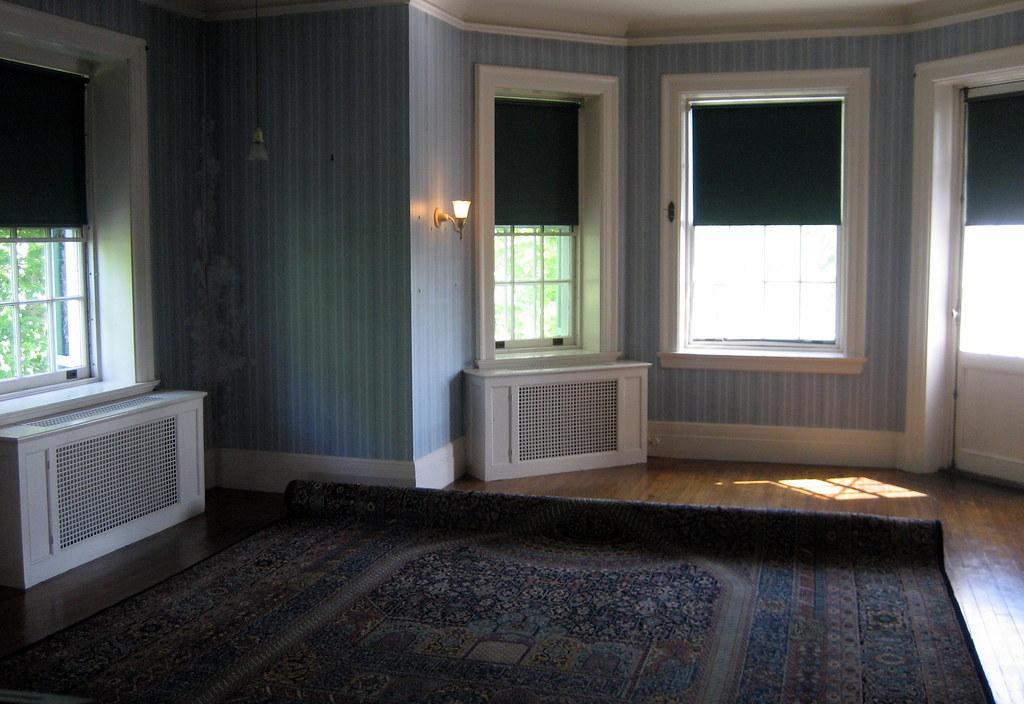NY - Hyde Park - FDR NHS - Roosevelt Home - Sara Roosevelt's Room