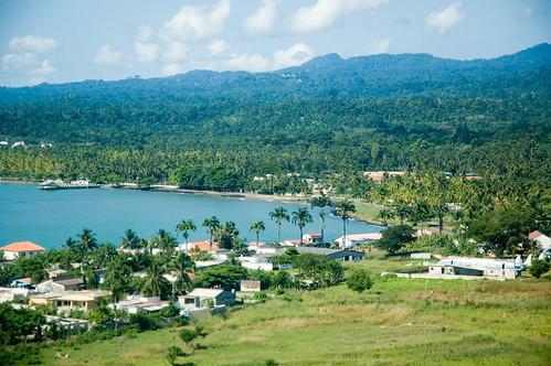Aerial View - São Tomé