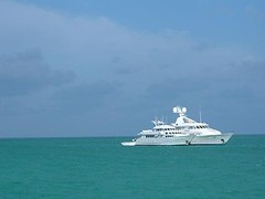 Our megayacht neighbors