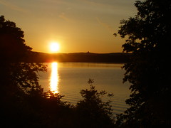 Lake Wisconsin Sunset (Wisconsin Engineer) Tags: sunset lake water merrimac lakewisconsin