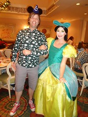 Disney World 2016 (Elysia in Wonderland) Tags: disney world orlando florida elysia holiday 2016 stepsister drizella grand floridian resort hotel 1900 park fare cinderella dine dinner restaurant dining plan pete