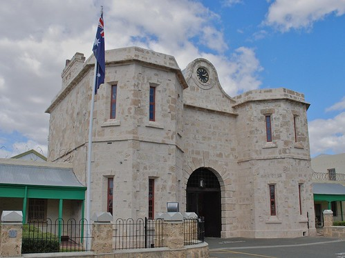 Fremantle: Prison Gates