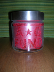 AG Fund Jar