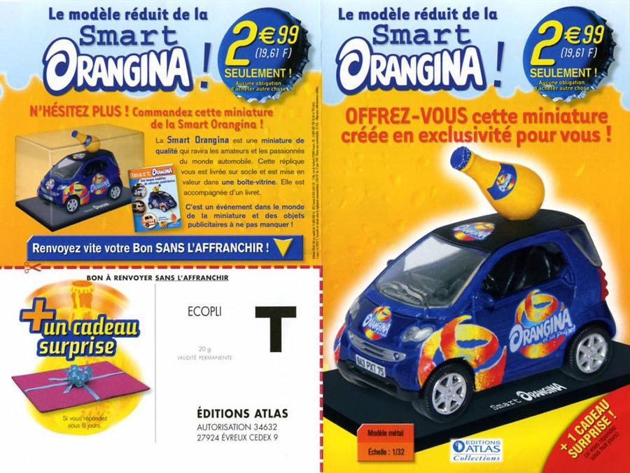 Kiosques Doc Smart Orangina 233 Ditions Atlas S 233 Rie Hors