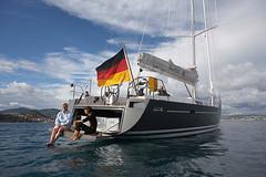 Hanse 630e (uxAbdullah) Tags: facebook hanse sailgating beautifulboats 630e