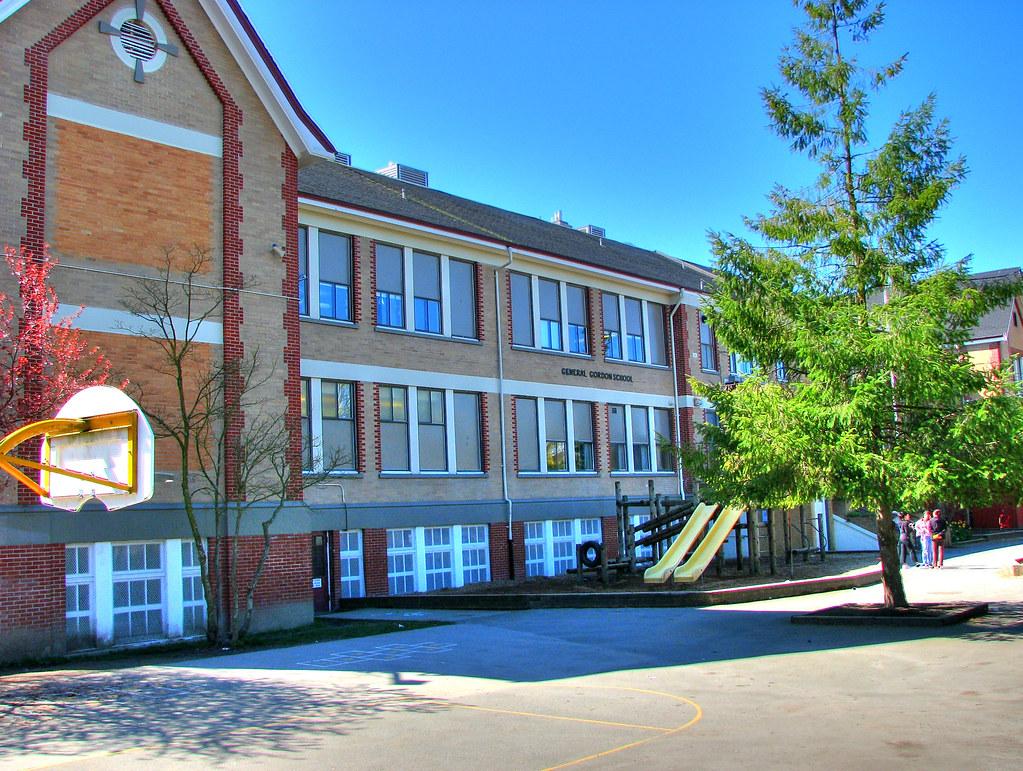 General Gordon Elementary School - 1912