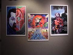 Joseph Wheeler III (otherheroes) Tags: eye art comics joseph other african exhibition american comix heroes trauma yamz wheeler jospehwheeleriii
