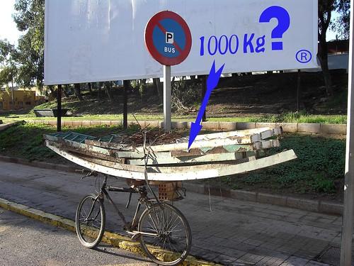 bici1000 Kg