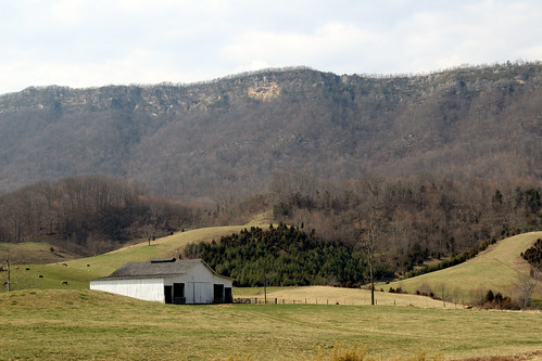 Near the KY-TN-VA borders
