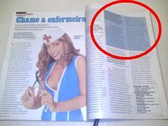 Revista VIP Exame, outubro de 1999