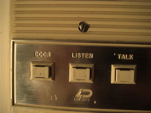Talk    Listen    Door