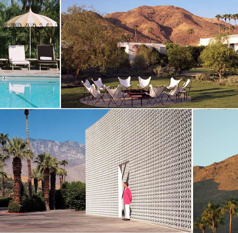 Parker Palm Springs: California Dreamin