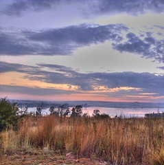 Sunrise at Rietvlei Nature Reserve (flickrfrank1) Tags: nature landscape southafrica fdsflickrtoys hdr johannesburg gauteng naturesfinest photomatix fujifilmfinepixs9500 rietvlei rietvleinaturereserve impressedbeauty flickrfrank1 flickrfrank2