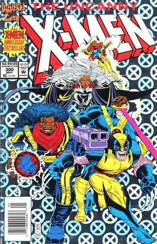 Uncanny X Men 300